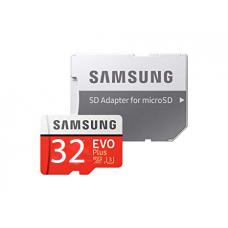 Samsung EVO Plus 32GB microSDHC Card
