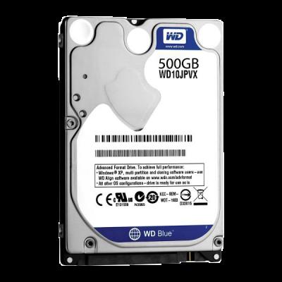 "500GB 2,5"" Sata Harddisk"