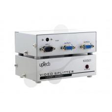 2 Port 250 Mhz VGA Splitter 9-36V