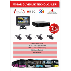 3G ÖZELLİKLİ ANALOG FULL SET (SET 2)