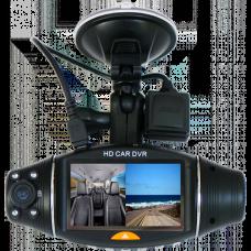 STC-310 Çift Kameralı GPS Özellikli Araç Kayıt Cihazı