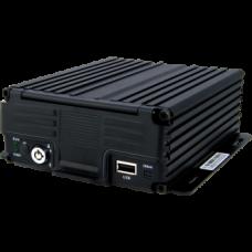 STC-9704A  4 Kanal 3G/GPS Özellikli Araç Kayıt Cihazı (AHD/ANALOG)