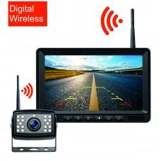 STC-765 1080P Kablosuz  AHD Geri Görüş Kamera Seti (12V-36V)